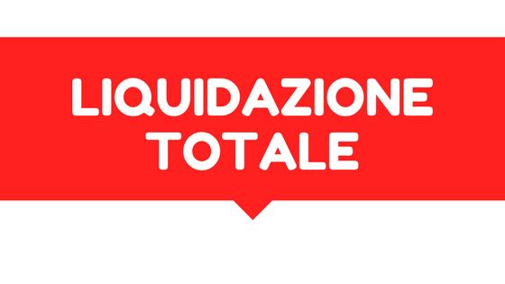 liquidazione totale